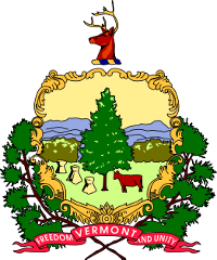 State of Vermont Coat of Arms
